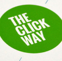 clickway software it.. A Art Direction, Br, ing, Identit, Creative Consulting, Editorial Design, and Graphic Design project by areaveinte comunicación visual  - 30-04-2014