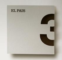 El Pais. Felicitación de año nuevo. A Design, Art Direction, Creative Consulting, and Graphic Design project by Jorge Hernández         - 15.04.2015