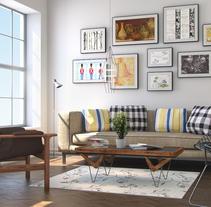 Infoarquitectura. Um projeto de Design, 3D, Arquitetura, Design gráfico e Design de interiores de Sergi Casquero Mesa         - 15.04.2015
