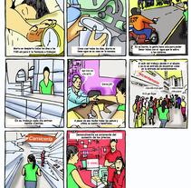 Vivir en Venezuela (Todavia me falta) . Un proyecto de Comic de Giancarlos Piselli         - 23.04.2015