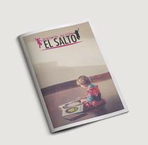 Revista Escuela Activa El Salto. Un proyecto de Diseño editorial y Diseño gráfico de Alfredo Moya - Domingo, 26 de abril de 2015 00:00:00 +0200