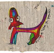 Perrito. Um projeto de Ilustração de Javier F. Brito Arribas         - 04.05.2015