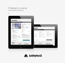 Web de reservas. A Web Design project by Reyes Martínez         - 05.05.2015