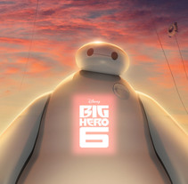 Baymax. A 3D, Film, and Graphic Design project by Enrique Núñez Ayllón - 05.02.2015