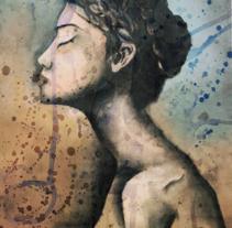 Harmonie. Um projeto de Ilustração, Artes plásticas e Pintura de Carmina Pascual         - 06.05.2015