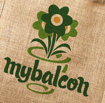mybalcon. A Br, ing, Identit, and Graphic Design project by nathalie figueroa savidan         - 06.05.2015