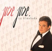 Mi Proyecto Del Curso Caligrafía y Rock'n'Roll, Logotipo Para Jose Jose.. A Br, ing, Identit, Graphic Design, T, pograph, and Writing project by Carlos Ortiz Marquez - 09-05-2015