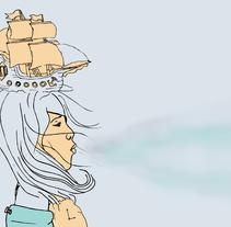 A lo lejos veo tierra. Un proyecto de Ilustración de María Bravo Guisado         - 13.05.2015