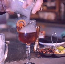 Zacapa Falernum - cóctel por Alberto Magdaleno @BCC Lounge. A Film, Video, TV, Br, ing, Identit, and Video project by Ferran Maspons         - 13.05.2015