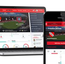 responsive design | Fútbol. A UI / UX, Graphic Design&Information Architecture project by Lucrecia Julia Rapetti Rodrigo         - 27.05.2015