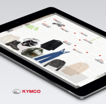 KYMCO LIKE. A Web Development project by Julieta Kozlowski Cherñajovsky - 15-01-2015