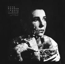 PORTADA - Ruth Roshan & Tango Noir  . Un proyecto de Diseño, Fotografía, Dirección de arte, Post-producción y Diseño de producto de Silvia Grav - 31-05-2015