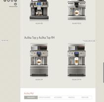 Web tiempodecafe.com. Um projeto de Desenvolvimento Web de Alan Cesarini         - 01.06.2015