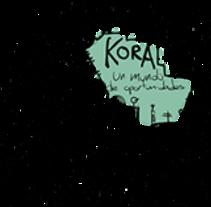 Kora. A Design, UI / UX, Web Design, and Web Development project by Luz Karime Alvarez Chamorro         - 31.03.2014