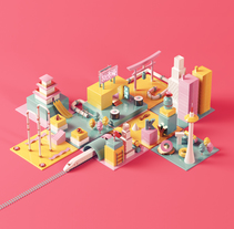 Kyoto. A 3D, and Art Direction project by núria madrid - Jun 05 2015 12:00 AM