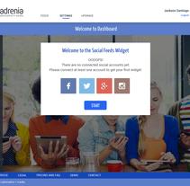Adrenia Backend. Un proyecto de Diseño Web de Natalia  Duarte - Martes, 09 de junio de 2015 00:00:00 +0200