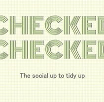 Checked. A Multimedia project by Alba Monedero Uribe-echebarría         - 08.06.2015