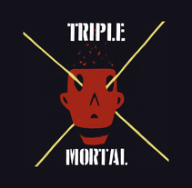 Triple Mortal. Un proyecto de Comic de David Navas - 10-06-2015