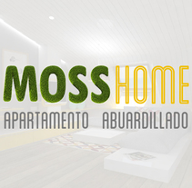 Moss Home. A Design, 3D, Architecture, Furniture Design, Interior Architecture&Interior Design project by UVE Laboratorio de Diseño         - 14.06.2015