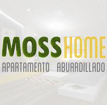 Moss Home. Um projeto de Design, 3D, Arquitetura, Design de móveis, Arquitetura de interiores e Design de interiores de UVE Laboratorio de Diseño         - 14.06.2015