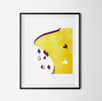 "Auténtica Falsa Risografía | ""Morning"" de Hauschka. A Design&Illustration project by memosesmas         - 17.06.2015"