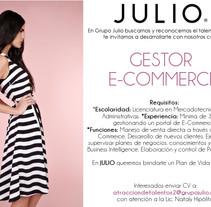 Buscamos talento para trabajar en Mexico. Un proyecto de Diseño Web de Nataly Hipolito Solis         - 22.06.2015