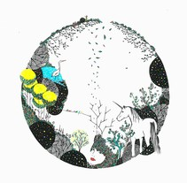 sueños. Um projeto de Ilustração de Andrea Jano         - 25.06.2015