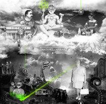 La guerra de las marcas. Um projeto de Design, Animação e Colagem de Ms. Barrons         - 28.06.2015