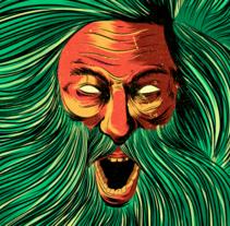 false idols fall. Un proyecto de Ilustración de camilo182 - 01-07-2015