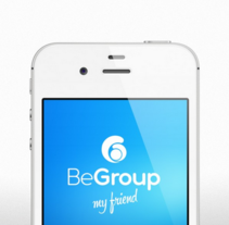 BeGroup App. A UI / UX, Art Direction, Br, ing&Identit project by Alejandro Pertusa - 16-07-2015