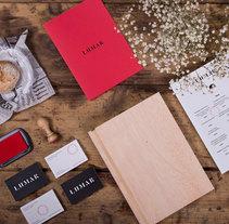 CAFETERÍA LUMAR. A Br, ing&Identit project by Ultramarina  Central de Ideas  - 16-07-2015