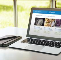Madrid Turismo - propuesta. Un proyecto de Diseño gráfico, Arquitectura de la información y Diseño Web de César Martín Ibáñez  - 20-07-2015