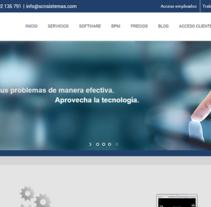 SCN Web. Un proyecto de Diseño Web de Bárbara Masachs López         - 29.07.2015