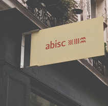 Abisc. A Design, Art Direction, Br, ing, Identit, Editorial Design, and Graphic Design project by Nabú  Estudio Gráfico          - 04.08.2015