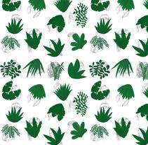 Pattern design. Un proyecto de Diseño, Ilustración y Bellas Artes de Eva zurita gallego         - 10.08.2015