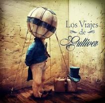 Los Viajes de Gulliver. Um projeto de Design gráfico de luisbobes         - 12.08.2015