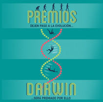 Premios Darwin- Dejen paso a la evolución! . A Illustration, and Graphic Design project by Irene de Pedro Zamorano - 18-08-2015