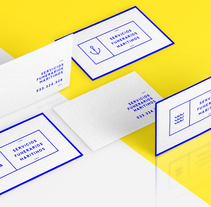 servicios funerarios marítimos. A Br, ing, Identit, and Art Direction project by eva morell - 08.20.2015