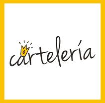 Cartelería. Un proyecto de Diseño gráfico de Eva Reina - Domingo, 30 de agosto de 2015 00:00:00 +0200