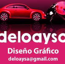 deloaysa. A Graphic Design project by Marta Ramírez de Loaysa         - 30.08.2015