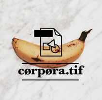 Diseño logo Corpora.tif. A Graphic Design project by Lois Brea Ares         - 31.08.2015
