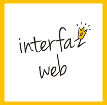 Interfaz web. A Web Design project by Eva Reina         - 02.09.2015