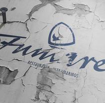FUMAREL vinoteca - ultramarinos. A Br, ing&Identit project by bajobecomunicación - 08-09-2015