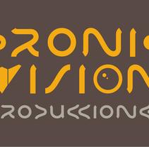 Imagen Corporativa |   Dronie Vision  |. Un proyecto de Diseño, Br e ing e Identidad de Demian  Abrayas - Martes, 15 de septiembre de 2015 00:00:00 +0200