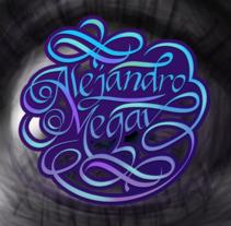 Mi Proyecto del curso Caligrafía para un Ex libris. Un proyecto de Diseño gráfico de Alec Megav         - 18.09.2015