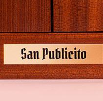 San Publicito 2015. A Art Direction, and Web Design project by QuicoRubio&Co.  - Jan 20 2015 12:00 AM
