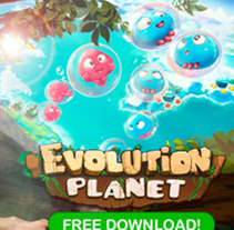 Newsletter Juego Evolution Planet de Play Wireless - Do it better than God!. A Animation, Game Design, and Marketing project by Luis Miguel Cortés Carballo - Sep 22 2015 12:00 AM