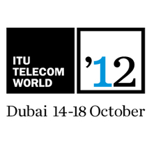 ITU Telecom World. A Graphic Design, and Web Design project by VIRGINIA HERMIDA LORENZO - 06-07-2012