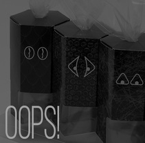 Oops!. A Packaging project by Guillermo Sahuquillo de la Paz         - 23.09.2015