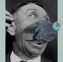 Birds. Um projeto de Design, Artes plásticas, Design gráfico e Colagem de Marcos Martínez         - 27.09.2015